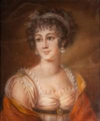 Pastel XVIIIème siècle