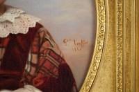 COEFFIER Marie, Pauline, Adrienne (1814, 1900) francais.