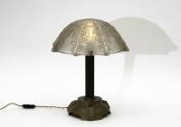 """René Lalique Lampe """"Lierre"""""""