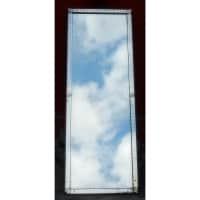 1900' Miroir Venise A Bulles 71,5 X 200 cm
