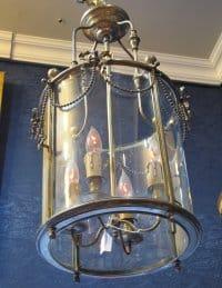 Lanterne de style Louis XVI d'époque Napoléon III (1848 - 1870).
