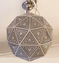 Plafonnier Nanking - Modèle crée par Lalique en 1925