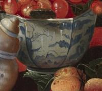Nature morte à la porcelaine de Chine – Attribuée à François Habert