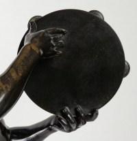 Bronze, J.Sanson , Roma , Fin XIXème siècle ou début du XXème siècle