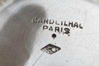 Orfèvre Cardeilhac - Service Thé/café 4 Pièces En Argent Massif XIXè