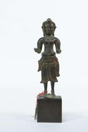 Prajñaparamita Cambodge Bayon XIIe siècle