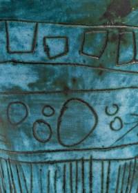 Jacques Blin ( 1920- 1995) - vase oiseau