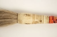 Chinese Brush For Calligraphy, Late 19th Century.