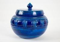 boite en céramique par Pol Chambost (1906-1983)