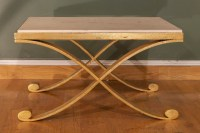 Paire de tables basses, modèle de Raymond SUBES (1891-1970)