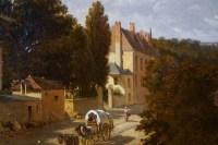 La Seine à Louveciennes, Par Victor De Grailly