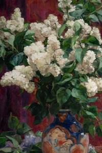 Angelina Drumaux 1881-1959. Les Lilas.