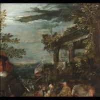 Adoration des Mages – Atelier de Frans II Francken (Anvers 1581 – 1642)