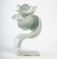 Jean-François Fouilhoux - Sculpture en grès porcelainique à couverte céladon