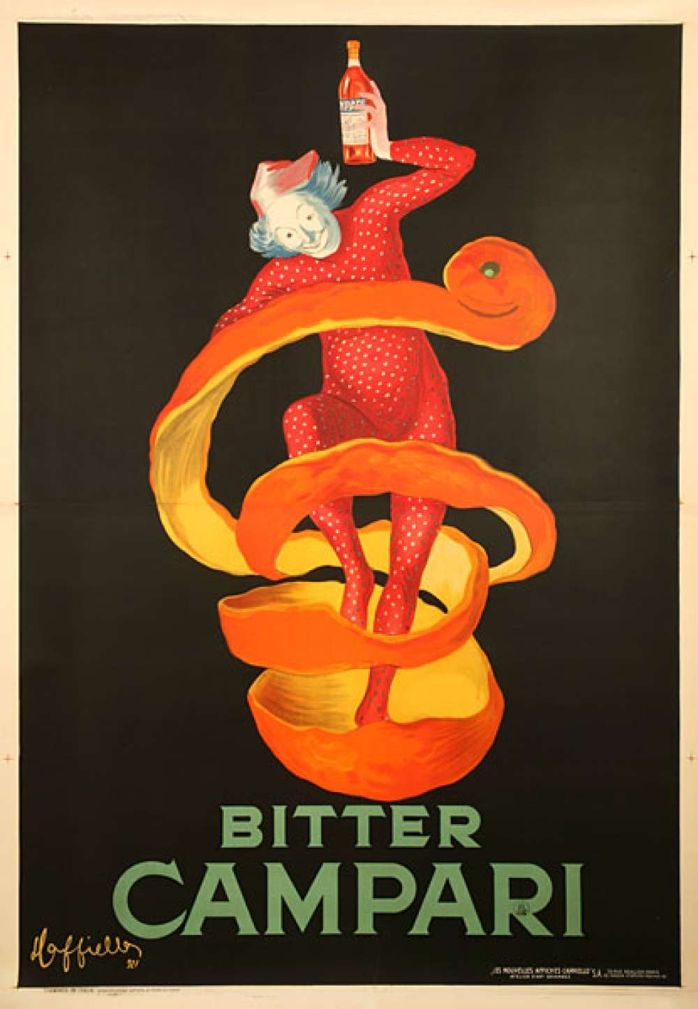 Leonetto Cappiello Bitter Campari