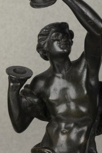 Faunes dansants – Louis Valentin (Elias) Robert (1821 – 1874)