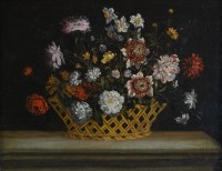 Still Life with the Flowers.