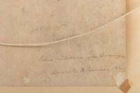 Tableau Scène de bataille Napoléonienne signée Samson 1816