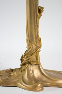 grande lampe majorelle ancienne