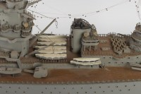 """Maquette du Bateau """"Dunkerque"""" 1960"""