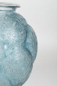 René LALIQUE «Tortues» Vase