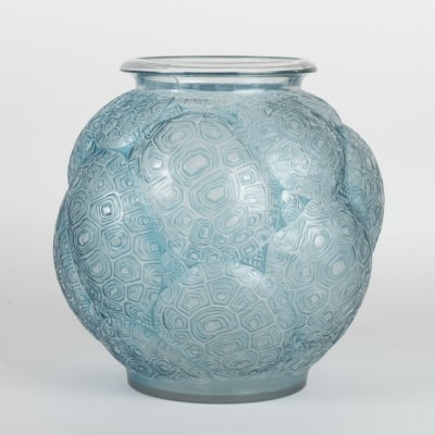 Vase Tortues de René LALIQUE||||||