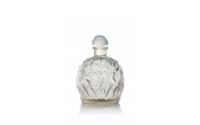 "René LALIQUE (1860 - 1945) Flacon de parfum ""Habanito"" pour Molinard"