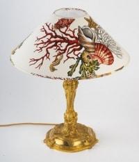 Lampe bougeoir d'époque Napoléon III (1848 - 1870).