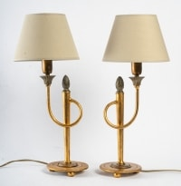 Ensemble de lampes, 1970