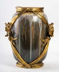 Céramique vernissée de Sèvres vers 1880