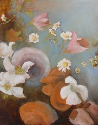 Les Marguerites 4/4 - 146x114 cm