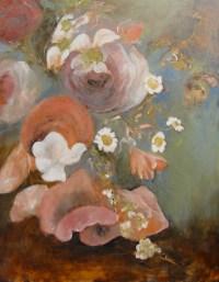 Les Marguerites 1/4 - 146x114 cm