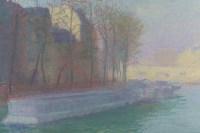 André BARBIER (Arras 1883-1970) Ecole Française