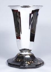 Grand Vase Art Déco Ravinet D'Enfert