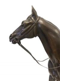 Le Cheval « Attila » Par IRÉNÉE Rochard (1906-1984)