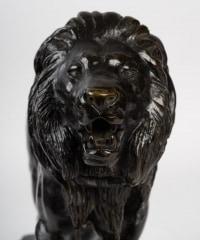 Lion en marche, Antoine-Louis Barye XIXème