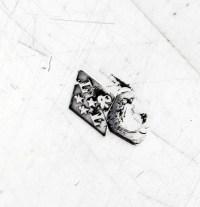 ORFEVRE: LAGRIFFOUL ET LAVAL - LEGUMIER COUVERT A OREILLES EN ARGENT - XIXÈ