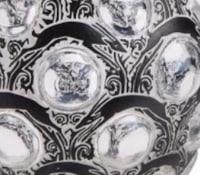"""RENE LALIQUE (1860-1945) Vase """"Antilopes"""""""