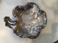 Queille ensemble de 6 coupes coquilles argent massif circa 1840