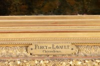Nature morte aux fleurs et vase chinois - Furcy de Lavault (1847-1915)