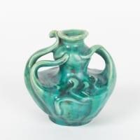Petit vase art nouveau par Pierre Adrien Dalpayrat ( 1844-1010)