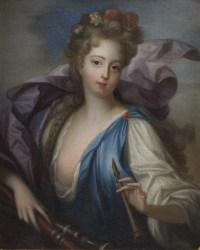 Allégorie de l'Ouïe – Cercle de François de Troy (1645 – 1730)