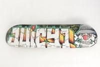 Graffitti Art skateboard. 20th Century.