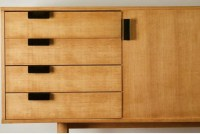 1950 French Elm Sideboard in the Style of Alain Richard