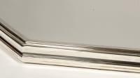 TETARD FRERES - 1930 - SURTOUT DE TABLE ARGENT MASSIF