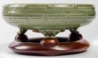 Brûle-parfums chinois céladon à décor des 8 trigrammes, fin de la dynastie Yuan, début de la dynastie Ming
