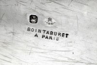 ORFEVRE: BOINTABURET - COQUILLES EN ARGENT - FIN XIXÈ