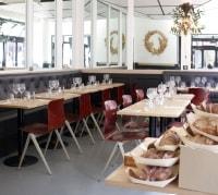 Restaurant Chez Arnaud au Marché Biron 3