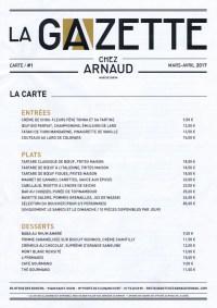 Restaurant Chez Arnaud au Marché Biron 6
