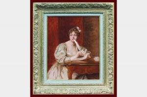 LA BRELY Auguste, de (1838-1906)